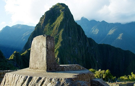 The top of the rock with the altar of Machu Picchu | Hobby Keeper Articles