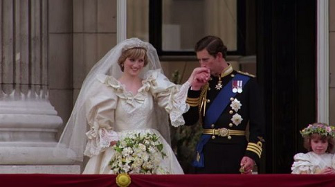 The wedding of Diana Spencer and Prince Charles   Hobby Keeper Articles