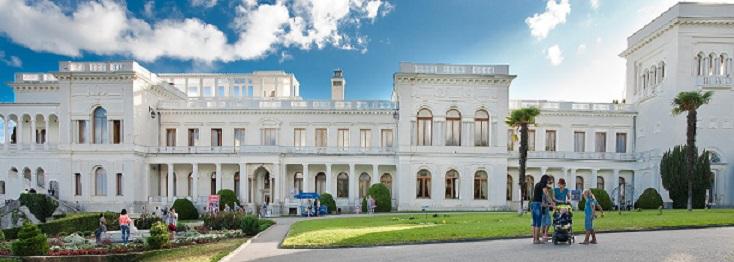 Photos of the Livadia Palace | Hobby Keeper Articles