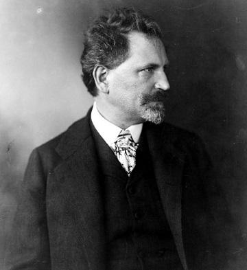 Alphonse Mucha in 1906-painter | Hobby Keeper Articles