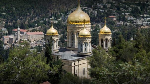 Gornensky monastery in Jerusalem   Hobby Keeper Articles