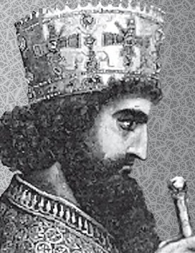 Xerxes the King of Persia | Hobby Keeper Articles