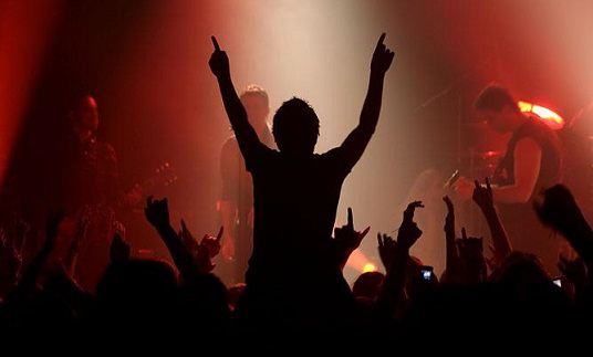 Picture a rock concert | Hobby Keeper Articles
