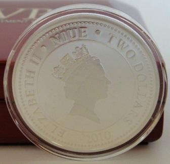 2 dollar coin, 2010, Australia | Hobby Keeper Articles