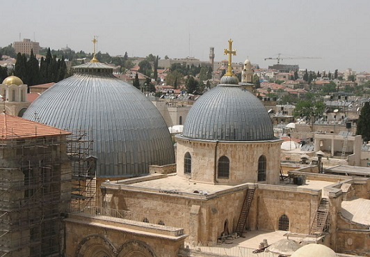Church Of The Holy Sepulchre   Hobby Keeper Articles