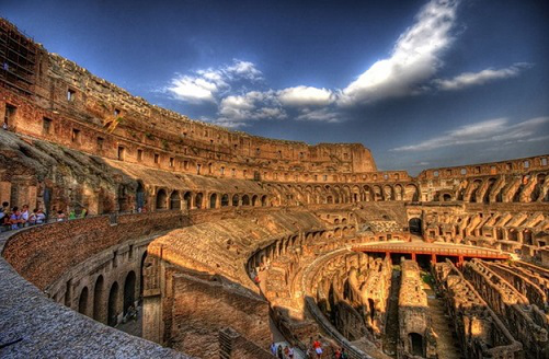 Colosseum Amphitheatre | Hobby Keeper Articles