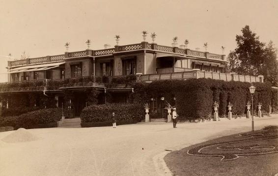 Livadia Palace 1894 | Hobby Keeper Articles
