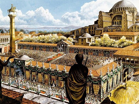Constantinople, Byzantium | Hobby Keeper Articles
