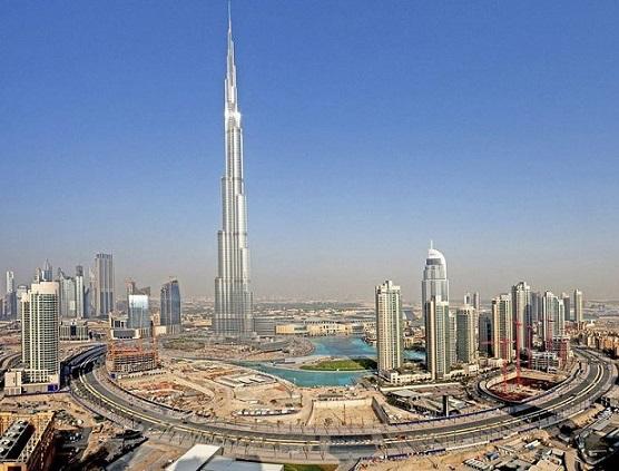 Burj Khalifa tower / Hobby Keeper Articles