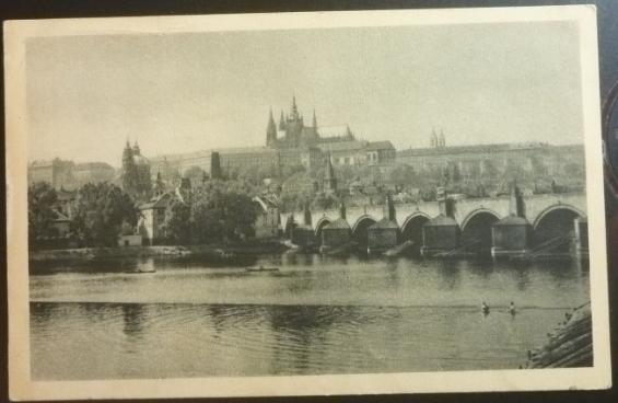Prague on a postcard | Hobby Keeper Articles
