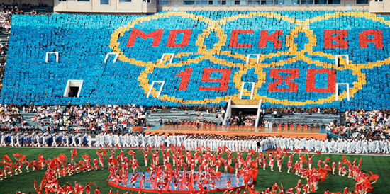 Moscow, 1980, Olympic Games | Hobby Keeper Articles
