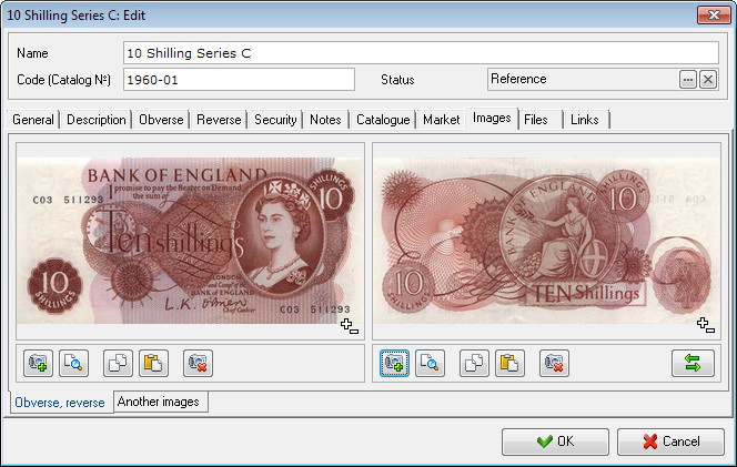 WORLD OF BANKNOTES FOR WINDOWSWINDOWS0