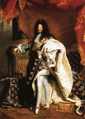 Hyacinthe Rigaud-Portrait of Louis XIV   Hobby Keeper Articles