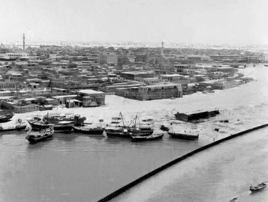 City of Dubai in 1960 | Hobby Keeper Articles