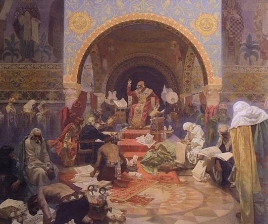 Tsar Simeon, Alphonse Mucha | Hobby Keeper Articles