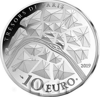 10 Euro coin, France, 2019 | Hobby Keeper Articles