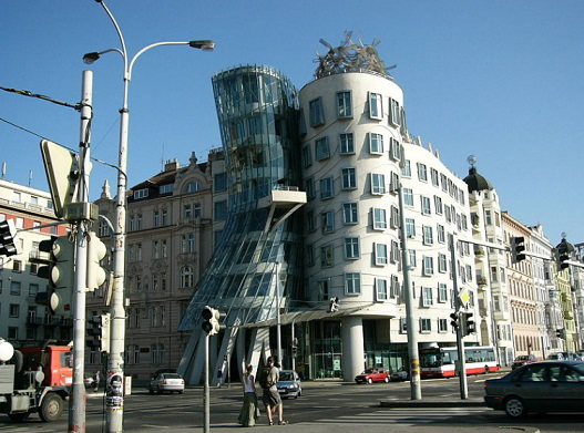 Photo Dancing house in Prague | Hobby Keeper Articles