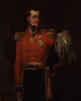 Portrait of William Homme by William Salter (1804-1875)| Hobby Keeper Articles
