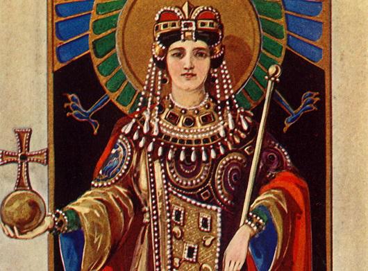 Irene (the Byzantine Empress) | Hobby Keeper Articles