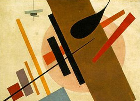 """Malevich's """"Suprematism"""" 