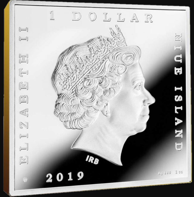 1 dollar Niue 2019 | Hobby Keeper Articles