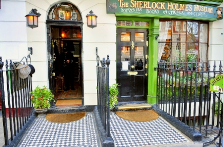The Sherlock Holmes Museum   Hobby Keeper Articles