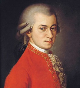 Portrait Of Mozart, 1819, By B. Krafft | Hobby Keeper Articles