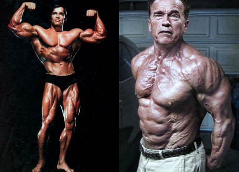 Photos of Arnold in his youth and now | Hobby Keeper Articles