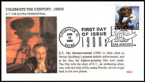 """Series of prints """"Signs of the century"""" Spielberg, USA 