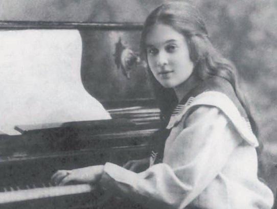 Photo of the Lyubov Orlova in youth | Hobby Keeper Articles