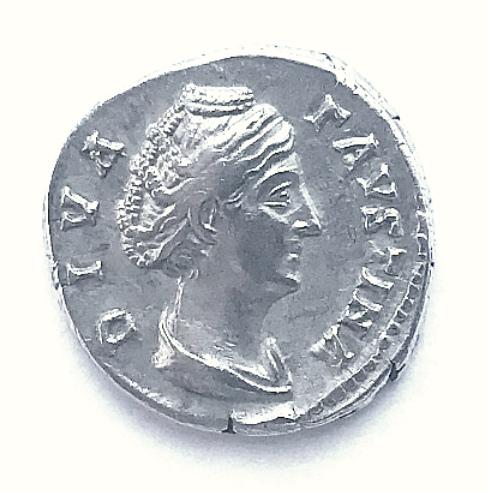 Silver denarius coin | Hobby Keeper Articles