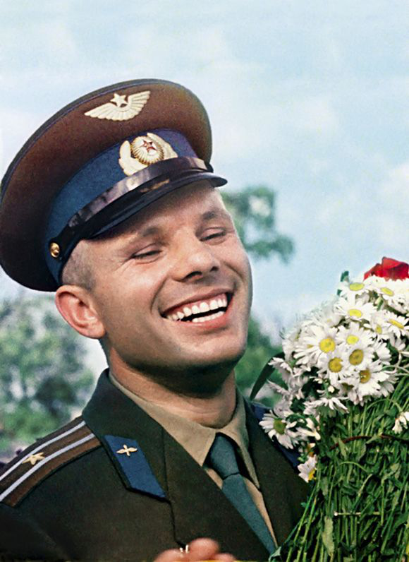 A Picture Of Gagarin | Hobby Keeper Articles