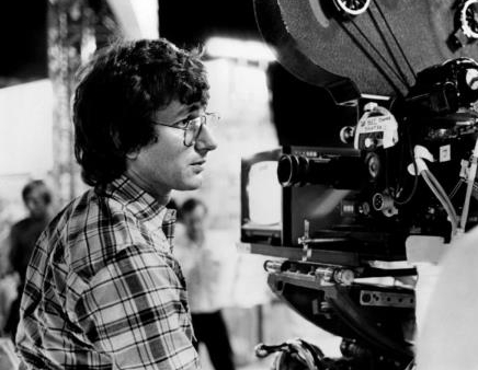 """Photo """"Spielberg in his youth"""" 