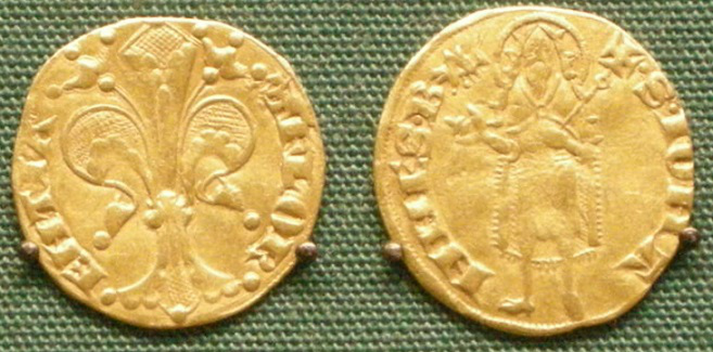 Florentine Gold Coin | Hobby Keeper Articles