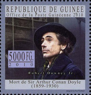 Stamp 5000 francs, 2010, Republic of Guinea | Hobby Keeper Articles