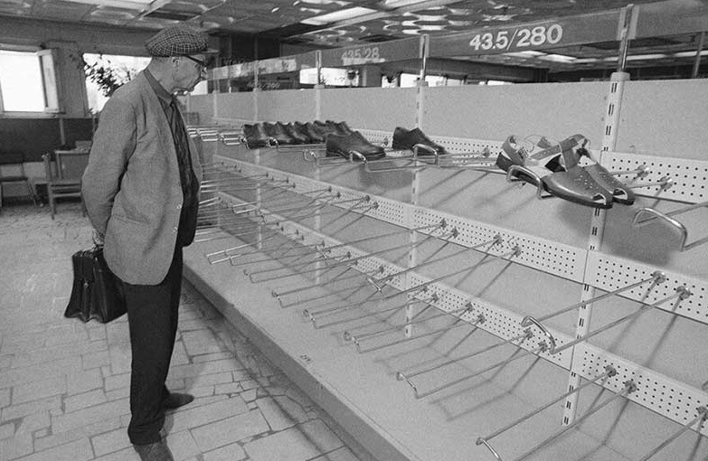 Commodity shortage in the USSR | Hobby Keeper Articles