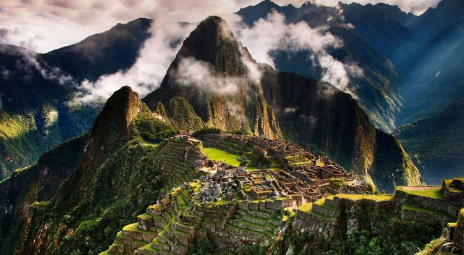 The City Of Machu Picchu | Hobby Keeper Articles