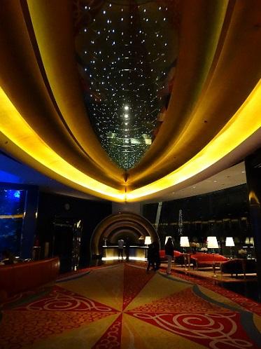 Interior of the Burj al-Arab hotel | Hobby Keeper Articles