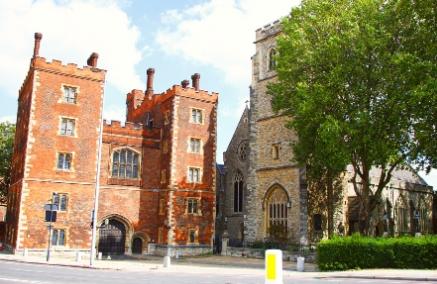 Lambeth Palace   Hobby Keeper Articles