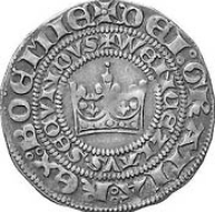 Obverse of the coin Prague of the beginning of the XIV century | Hobby Keeper Articles