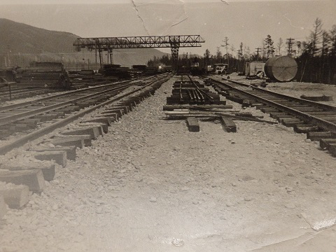 Railway tracks during the construction of BAM | Hobby Keeper Articles