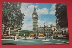 London, big Ben postcard   Hobby Keeper Articles