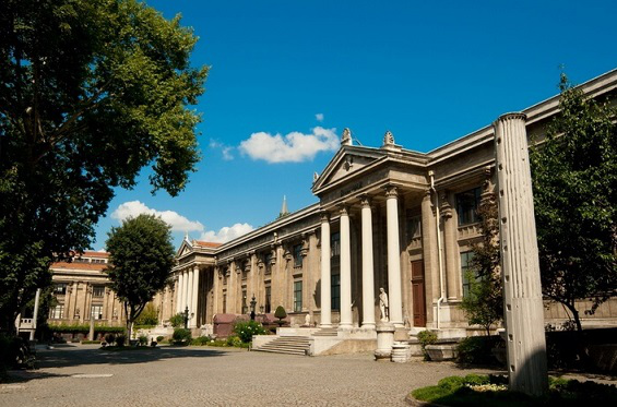 The archaeological Museum in Istanbul | Hobby Keeper Articles