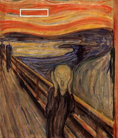"""""""The Scream"""" — one of Munch's works 