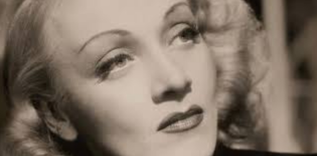 "Cover photo of Maria Riva's book ""the Life of Marlene Dietrich told by her daughter"" 