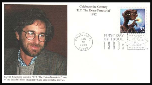 Steven Spielberg on the stamp | Hobby Keeper Articles