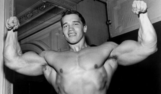 Arnold Schwarzenegger in the army | Hobby Keeper Articles