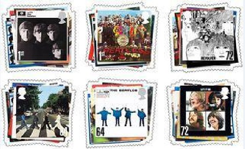 Music stamps Royal mail | Hobby Keeper Articles