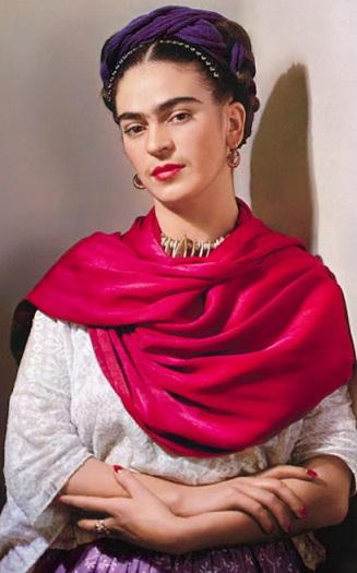 Photo By Frida Kahlo | Hobby Keeper Articles