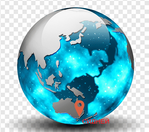 Sydney on the Globe | Hobby Keeper Articles